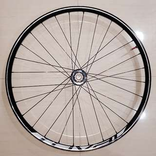 Rear wheelset