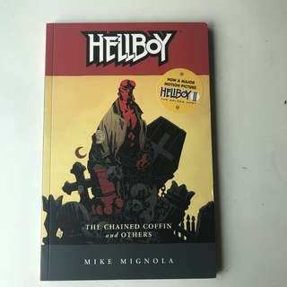 Hellboy The Chained Coffin TPB