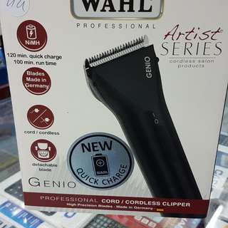 WAHL PROFESSIONAL CORD/ CORDLESS HAIR CLIPPER