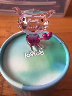 Swarovski Crystal Love Lots Emotive Love 1143381