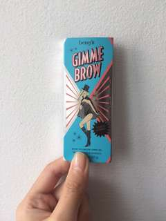 Benefit GIMME BROW 豐眉膏