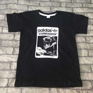 Star Wars adidas T-shirt (value pack 2 for $15)