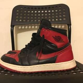 🚚 Jordan 1 bred