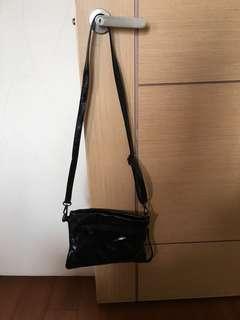 黑色時髦小包