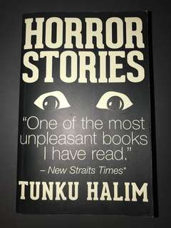 Buku Fixi - Horror Stories