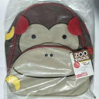 children animal bag pack zoo pack monkey