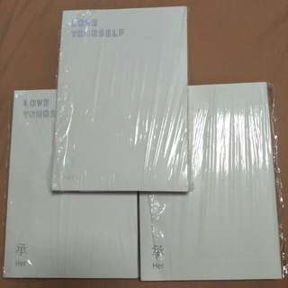 [CLEARING] BTS OFFICIAL ALBUM UNSEALED