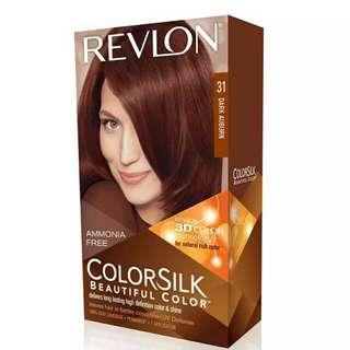 Revlon Colorsilk no. 31 Dark Auburn