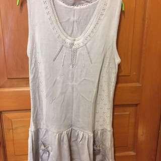 針織上衣或洋裝