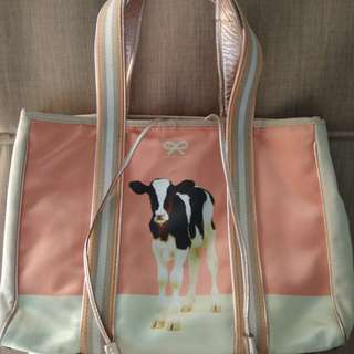(Reprice)  Anya Hindmarch Tote Bag