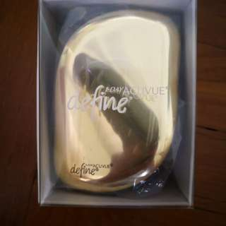 1-Day Define Acuvue Golden Comb