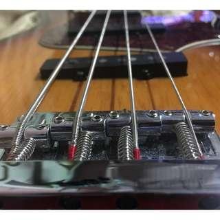Cort Jazz Bass 2017
