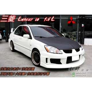 04年 三菱 Lancer IO