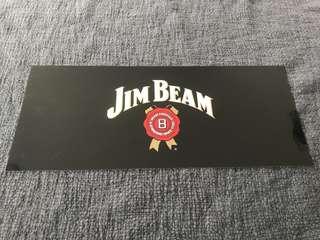 Jim Bean Vinyl Stickers