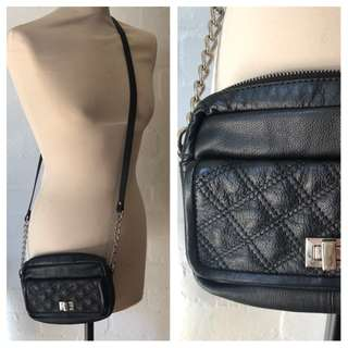 Nellie & Me Leather Handbag