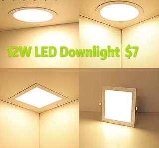 Special offer of False ceiling LED Downlight