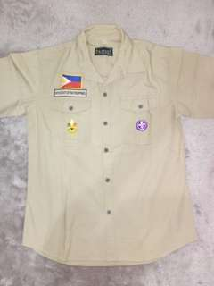 Take all Boys Scout uniform Polo and T-shirt