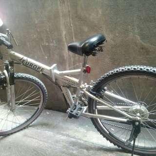 Folding Mountain Bike 26er