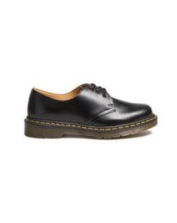 🚚 絕對正版|全新女版3孔經典硬皮馬丁鞋——黑色 (非漆皮)