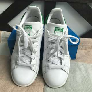 ADIDAS Unisex Stan Smith White & Green