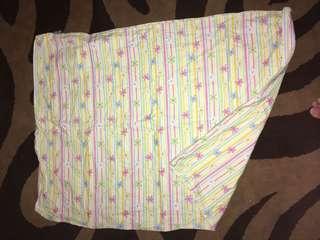 "Playpan matress cover 40"" x 28"""