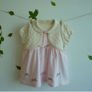 SALE: Little Lady Dress - Japan Size 90 (While stocks last!)