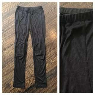 Gorman Soft Suede-feel Leggings (size 10)