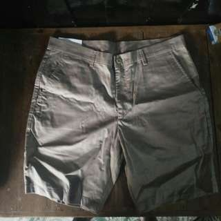 REPRICED!!!!!   Uniqlo Beige Shorts
