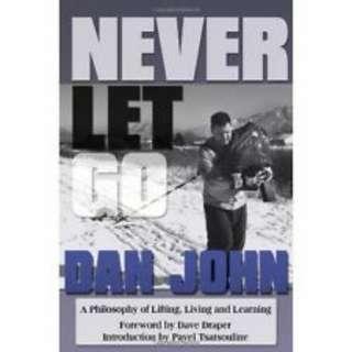 eBook - Never Let Go by Dan John