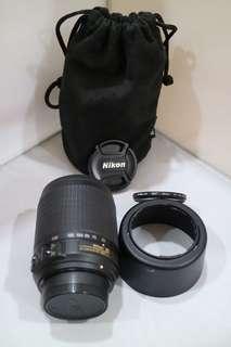 Nikon AF-S DX Nikkor 55-200MM F4-5.6G ED VR II Lens
