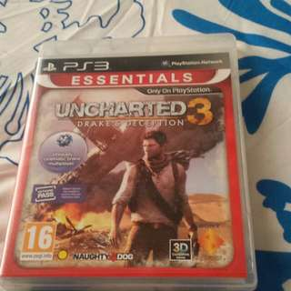 PS3 Uncharted 3