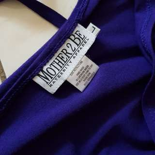 Maternity dress Large REPRICED!