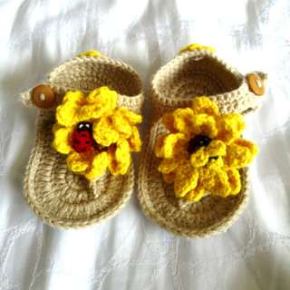 Baby Shoes (handmade)