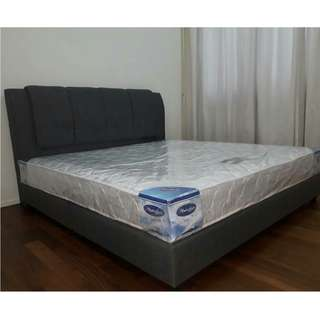 VICTORIA QUEEN BED FRAME