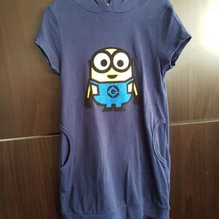 Minion's Mummy & Daughter dress
