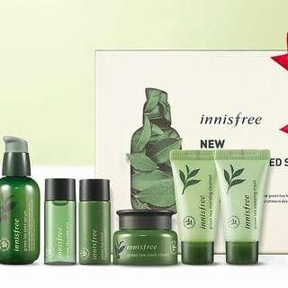 [INNISFREE] Green Tea Seed Special Set
