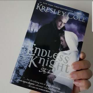 🚚 ENDLESS KNIGHT PAPERBACK ARCANA CHRONICLES KRESKLEY COLE