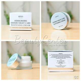Ertos night cream