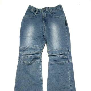 Jeans bootcut for girl 11-13y