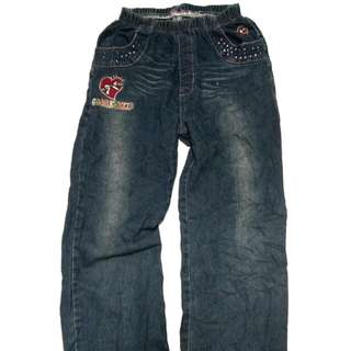 Jeans for girl 11-13y