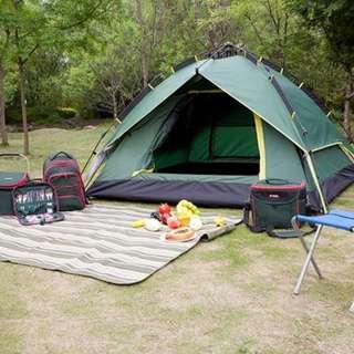 German-Designed Outdoor Camping 2-Man Tent