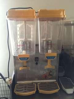 Juice Dispenser Machine (Double)