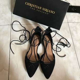 Christian siriano Payless flat shoes