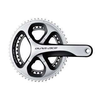 Brand New Shimano Dura Ace 2x11-speed Crank FC-9000 53/39 (170mm)