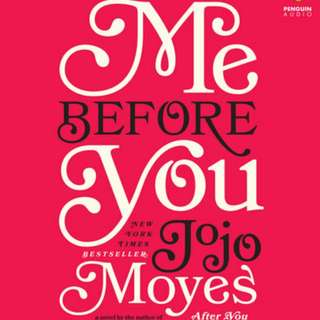 eBook - Me Before You by Jojo Moyes