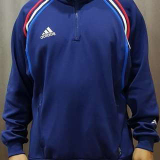 Adidas Sweater Tricolor