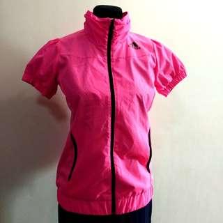 Adidas waterproof short sleeve jacket