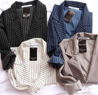 Blazer top class Zara