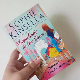 LN SOPHIE KINSELLA SHOPAHOLIC TO THE STARTS PAPERBACK