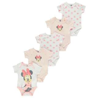 SALE: Disney Minnie Mouse Bodysuit (6-9 months)